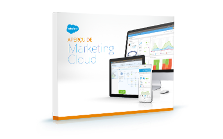 Aperçu Marketing Cloud