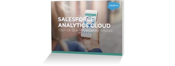 Présentation du nouvel AnalyticsCloud de Salesforce