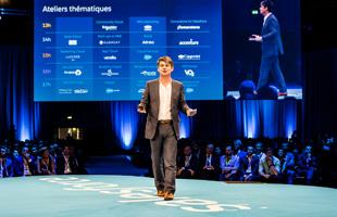 Keynote du Alexandre Dayon aux Salesforce World Tour 2016 à Paris