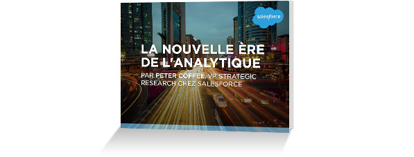 E-book : La nouvelle ère de l'analytique