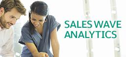 Sales Wave Analytics データ分析で営業部門をサポート