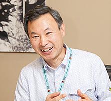 横尾正実氏