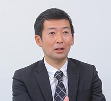 事業推進部部長 松田定次氏