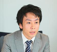 メディカルソリューショングループ マネージャー 板倉伸児氏