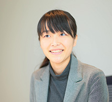 セールス&コンサルティングチーム 寒水久美子氏