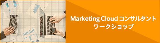 Marketing Cloud コンサルタント ワークショップ