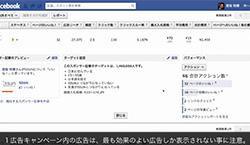 フェイスブック広告の「いいね!」獲得のコストを極限まで下げる(1)