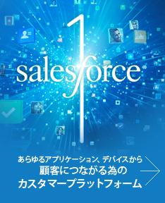 【Salesforce1】顧客につながるためのカスタマープラットフォーム