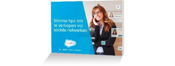 E-book De slimme handleiding voor sociaal verkopen