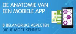 De opbouw van een mobiele app