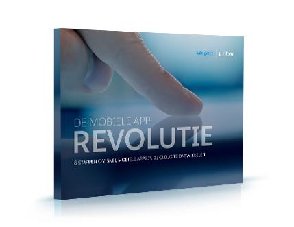 Mobiele app-revolutie