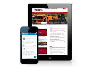 TVH customer salesforce