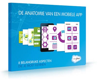 E-book: De anatomie van een mobiele app