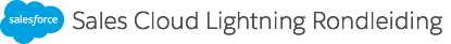 Interactieve rondleiding door de Sales Cloud