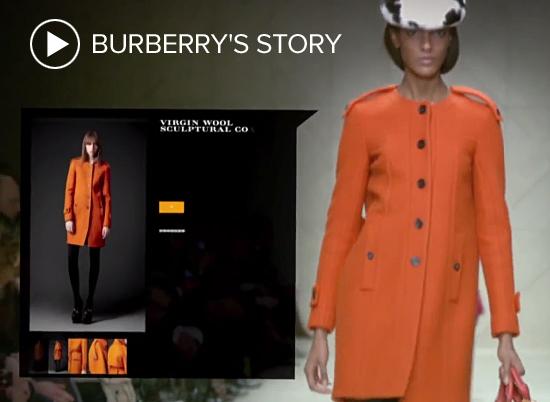 burberys story video