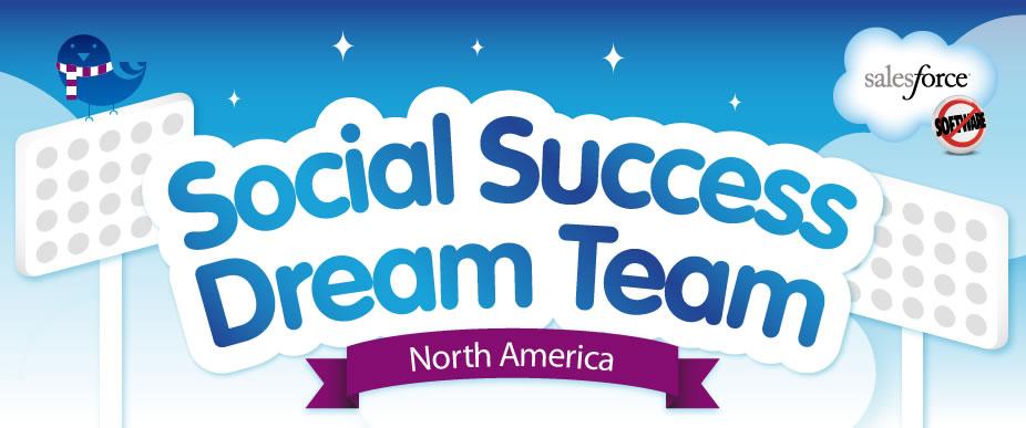 Social Media Dream Team North America