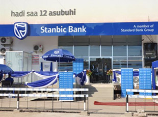 standard bank outlet