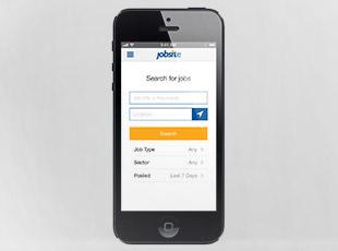jobsite salesforce app