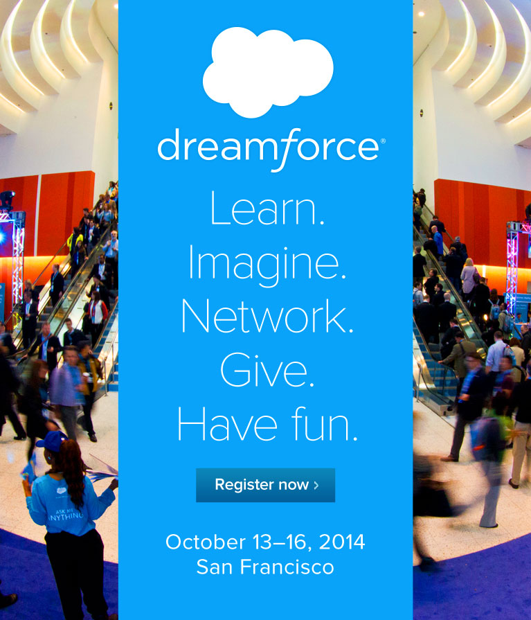 Dreamforce '14