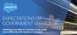 Government Innovation with Cloud-based Application Platforms