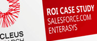 Quick Peak at the Sales Cloud