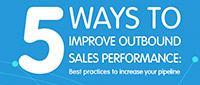 5 ways to improve outbound sales