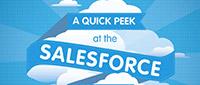 Quick Peak at the Sales Cloud
