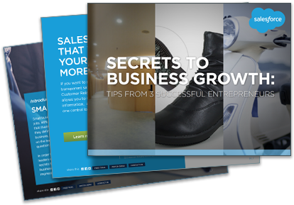 Grow your business like nobody's business.