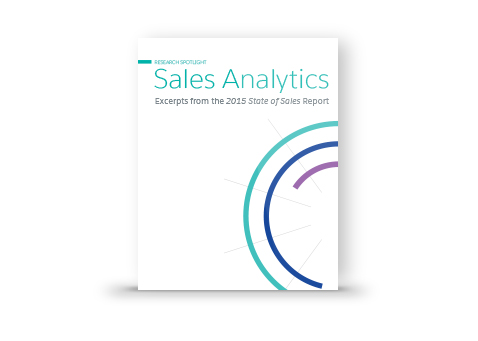 Spotlight On Sales Analyticsr