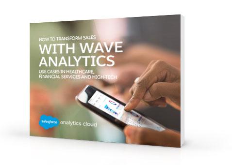 How to transform Sales with WaveAnalytics