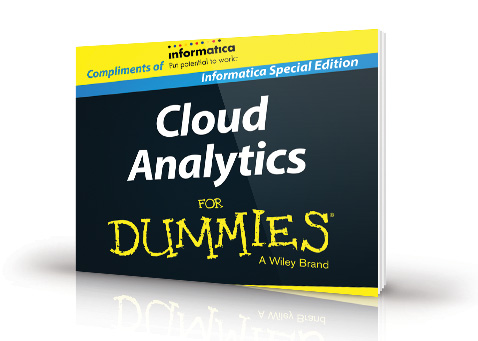 Cloud Analytics For Dummies