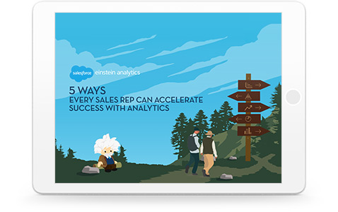 5 Ways Every Sales Rep Can Accelerate Success with Analytics