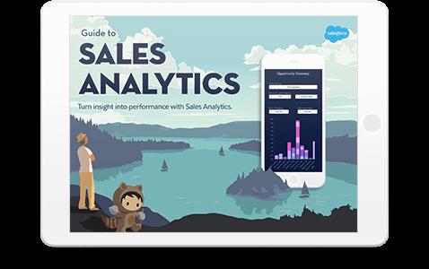 Guide to Einstein Sales Analytics