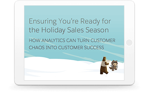 Service Analytics Holiday ebook