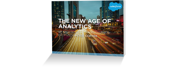 Livre électronique « The New Age of Analytics »