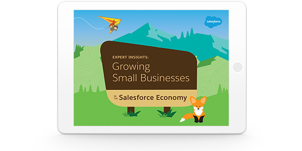 Growing Small Businesses in the Salesforce Economy