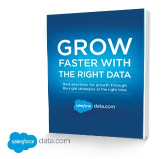 Grow Faster With the Right Data eBook