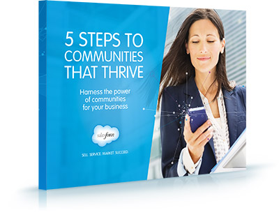 5 Steps to Communities that Thrive e-book