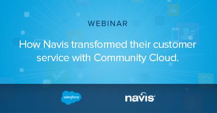 Navis webcast