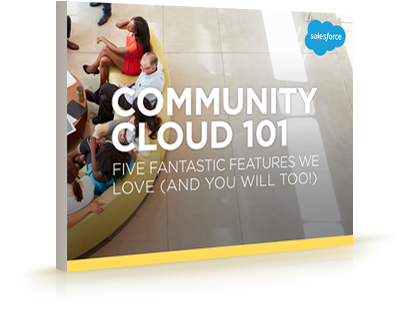 Community Cloud 101 eBook