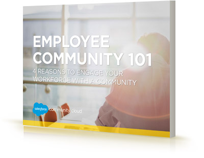 Employee Community 101 eBook
