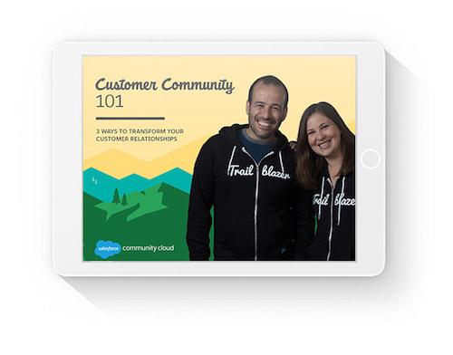 Customer Community 101 eBook