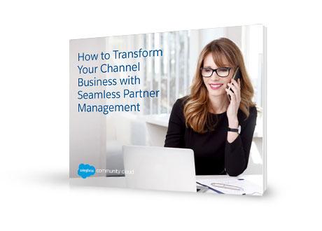 Seamless Partner Management