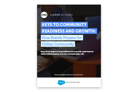 Keys to Community Readiness and Growth