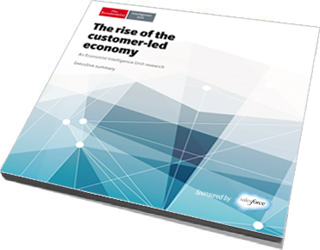 The rise of the customer-led economy