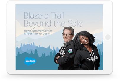 Blaze a Trail Beyond the Sale