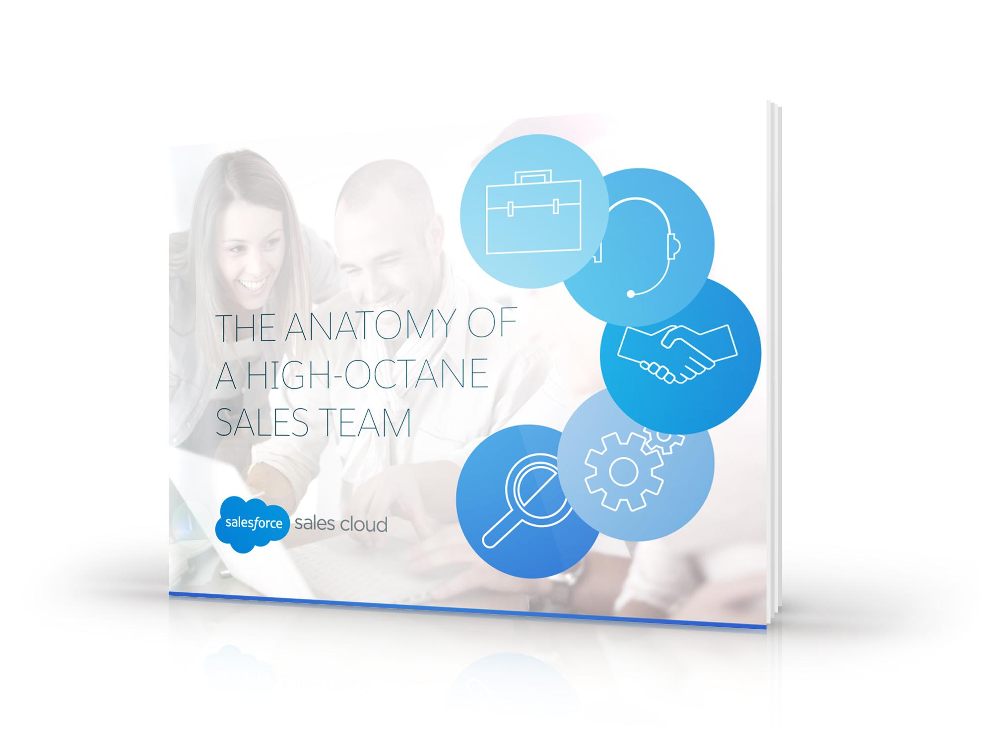 Anatomy of a High Octane Sales Team