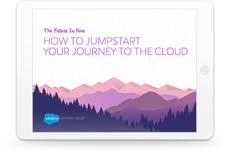 Jumpstart your journey to the cloud