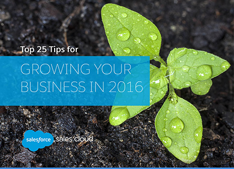 Top 25 Tips for Growing YourBusinessin2016