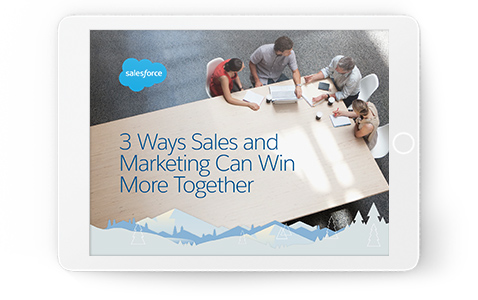 3 ways sales and marketing can win more together E-book